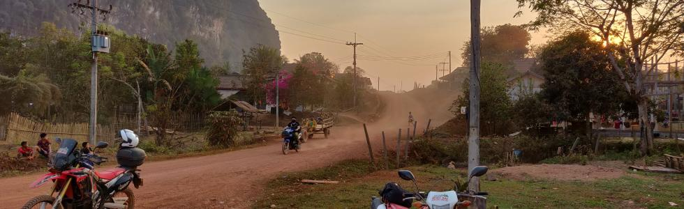 One of Rideinlaos's adventure
